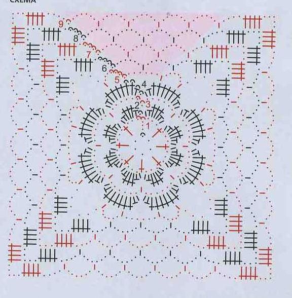 платья из вязанного трикотажа и выкройка ажурного вязанного платьяШирина: 576 pxВысота: 588 pxРазмер...